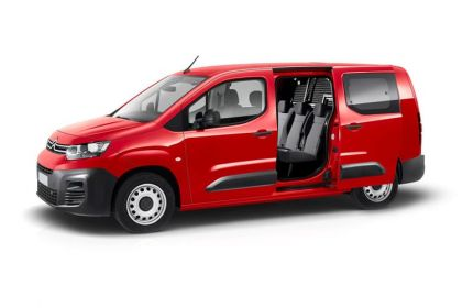 Lease Citroen Berlingo van leasing