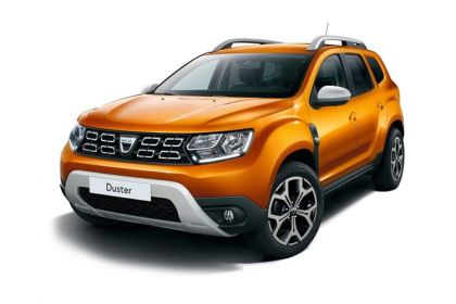 Lease Dacia Duster car leasing