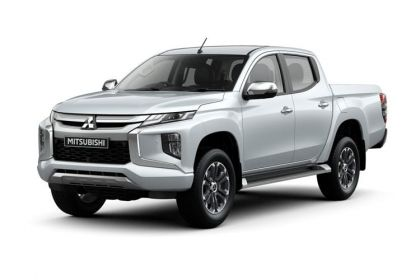 Mitsubishi L200 Pickup Pick Up Double Cab 4wd 2.2 DI-D 4WD 150PS Barbarian + Pickup Double Cab Manual [Start Stop]