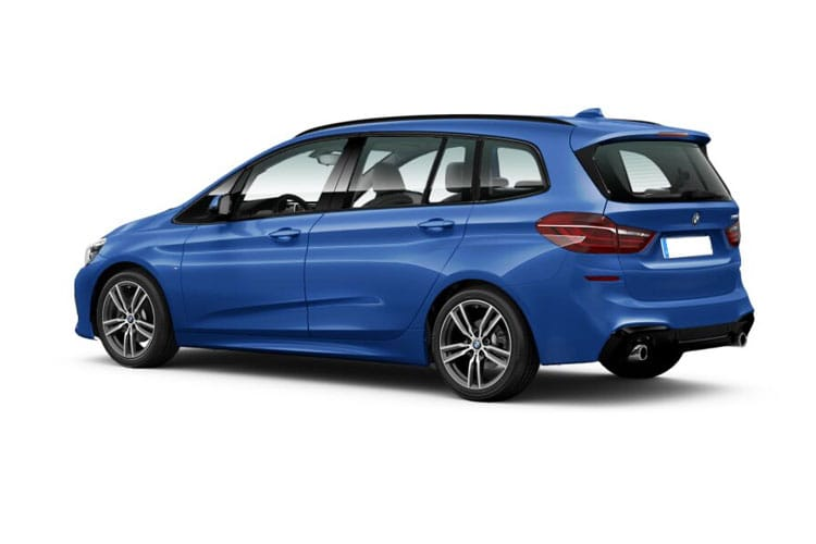 BMW 2 Series Tourer 220 Active Tourer 2.0 d 190PS M Sport 5Dr Auto [Start Stop] back view