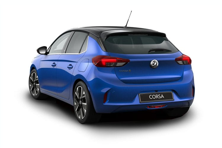 Vauxhall Corsa Hatch 5Dr 1.2 Turbo 100PS Elite Nav Premium 5Dr Manual [Start Stop] back view