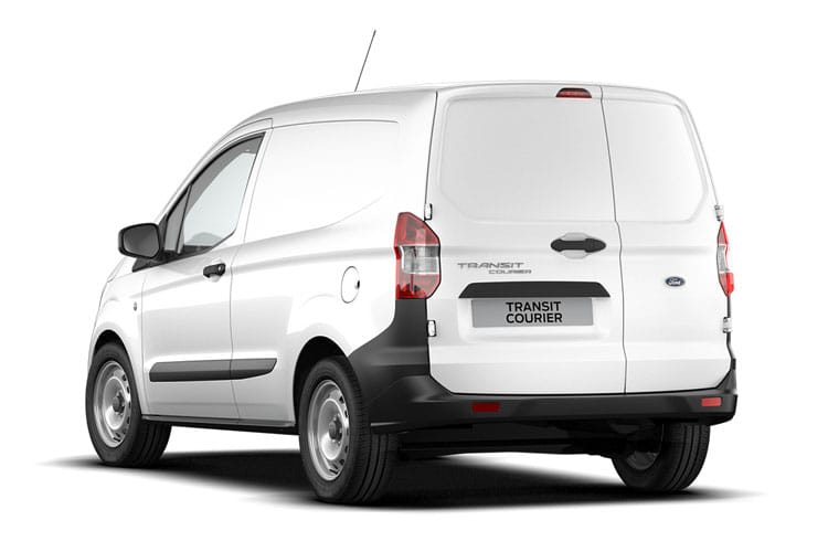 Ford Transit Courier N1 1.5 TDCi FWD 75PS Leader Van Manual [Start Stop] back view