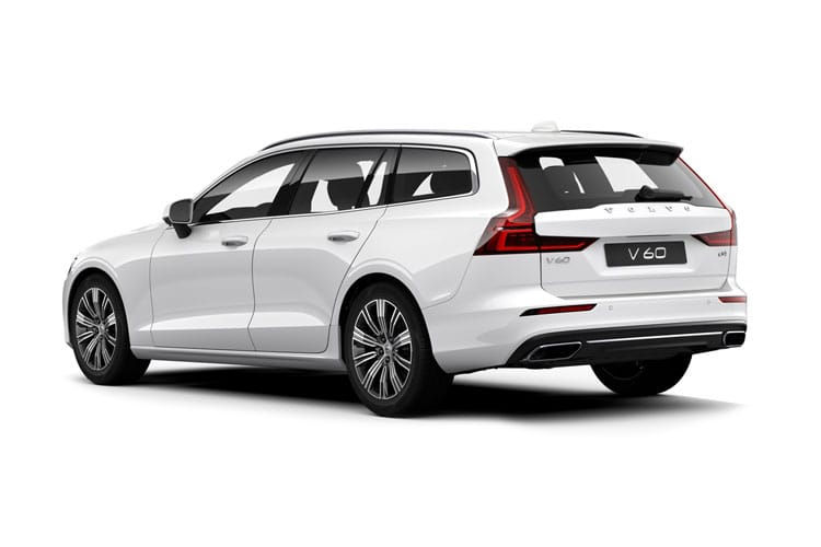Volvo V60 Cross Country AWD 2.0 T5 250PS Plus 5Dr Auto [Start Stop] back view