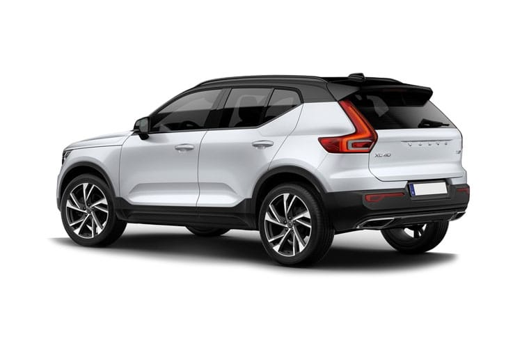 Volvo XC40 SUV AWD 2.0 T4 190PS R DESIGN 5Dr Auto [Start Stop] back view