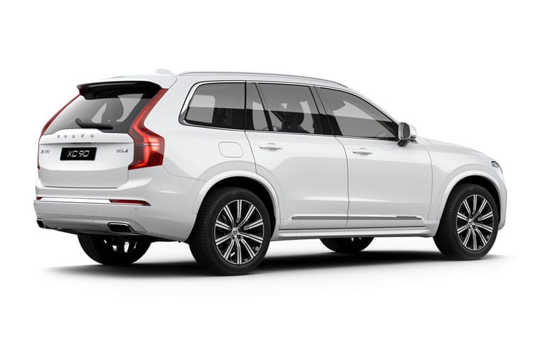 Volvo XC90 SUV PiH 2.0 h T8 11.6kWh 390PS R DESIGN 5Dr Auto [Start Stop] back view