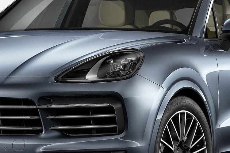 Porsche Cayenne SUV 4wd 4.0 T V8 550PS Turbo 5Dr Tiptronic [Start Stop] detail view
