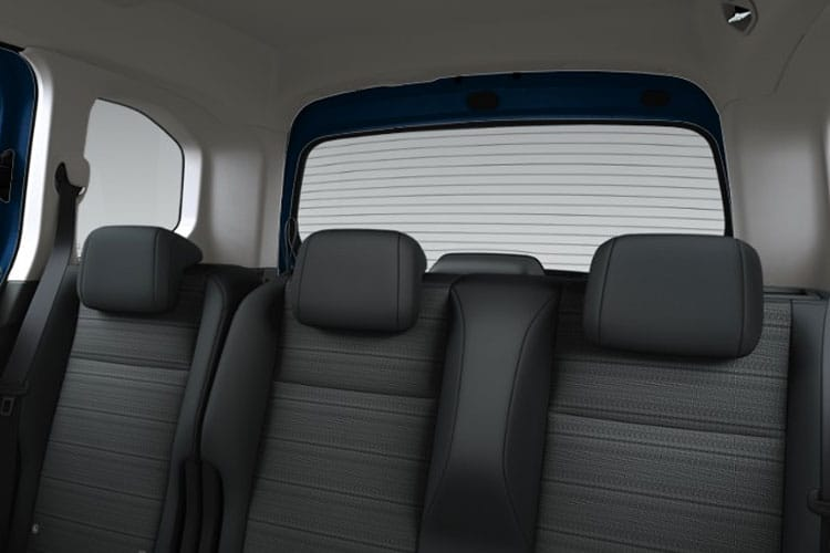 Vauxhall Combo Life MPV 1.5 Turbo D 130PS Elite 5Dr Auto [Start Stop] [5Seat] detail view
