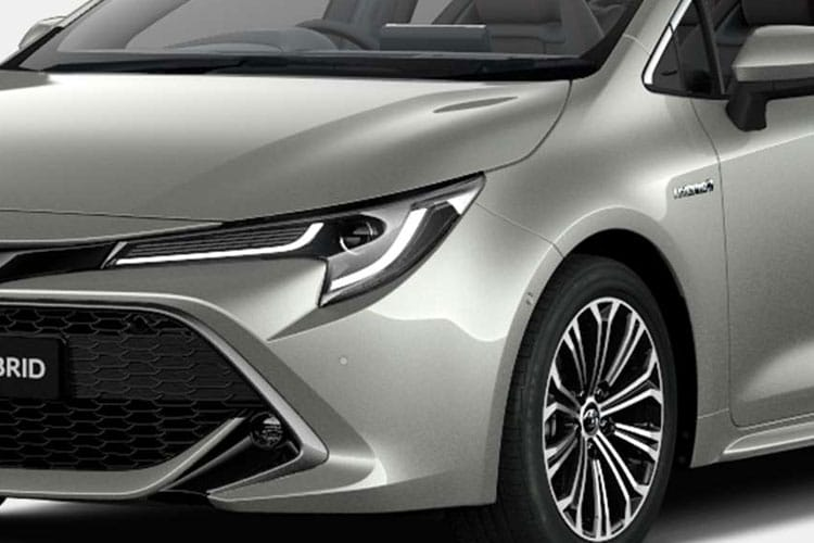 Toyota Corolla Touring Sports 2.0 VVT-h 184PS Excel 5Dr CVT [Start Stop] [Pan Roof] detail view