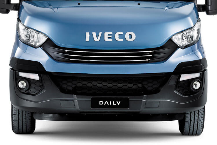 Iveco Daily 35C 3450 DRW 3.0 D HPI 16V DRW 160PS  Chassis Double Cab Manual detail view