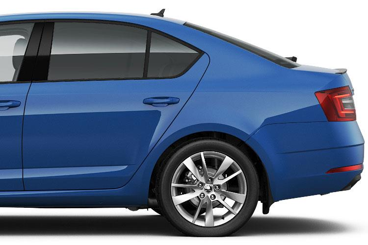 Skoda Octavia Hatch 5Dr 1.0 TSi 110PS SE First Edition 5Dr Manual [Start Stop] detail view