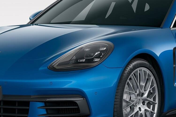Porsche Panamera Saloon 4wd 2.9 T V6 440PS 4S 4Dr PDK [Start Stop] detail view