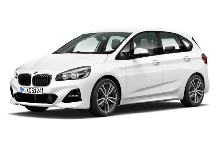 BMW 2 Series Tourer 220 Active Tourer 2.0 d 190PS M Sport 5Dr Auto [Start Stop] front view