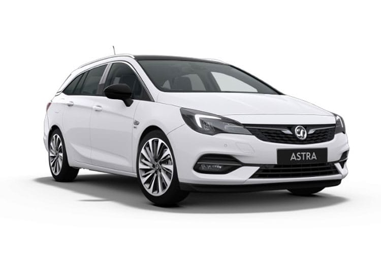 Vauxhall Astra Sports Tourer 1.2 Turbo 145PS SRi Nav 5Dr Manual [Start Stop] front view