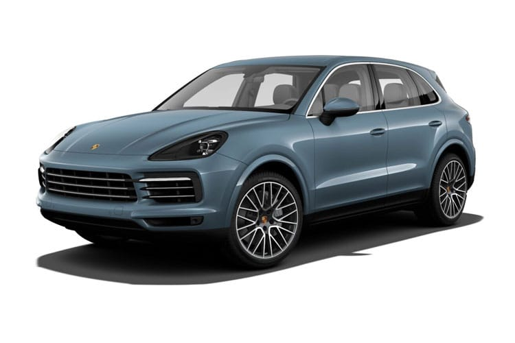 Porsche Cayenne SUV 4wd 4.0 T V8 550PS Turbo 5Dr Tiptronic [Start Stop] front view