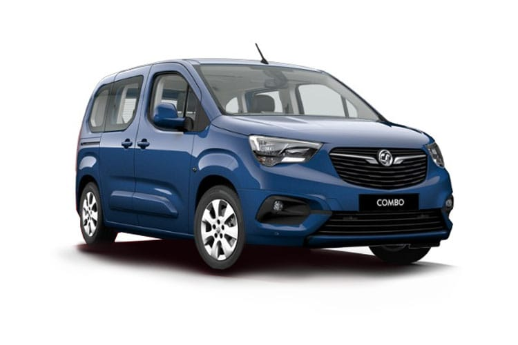 Vauxhall Combo Life MPV 1.5 Turbo D 100PS Edition 5Dr Manual [Start Stop] [5Seat] front view