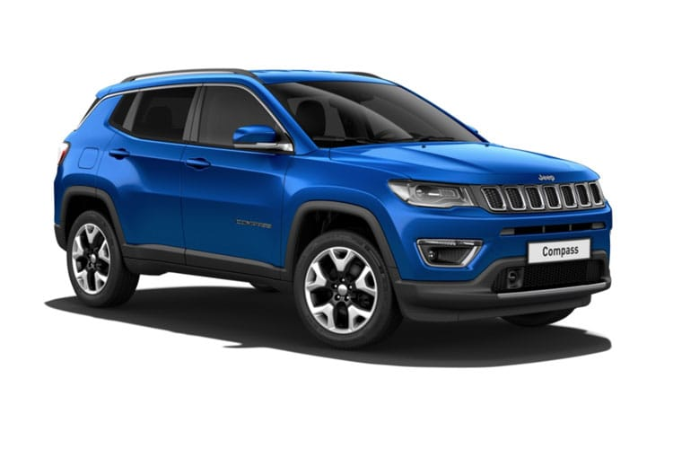 Jeep Compass SUV FWD 1.4 T MultiAirII 140PS S 5Dr Manual [Start Stop] front view