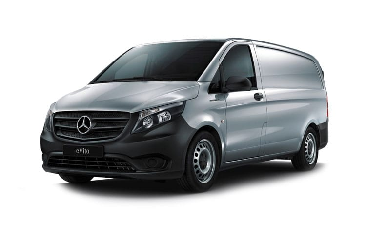 Mercedes-Benz Vito 114 L3 RWD 2.1 CDi RWD 136PS Pure Van G-Tronic+ [Start Stop] front view