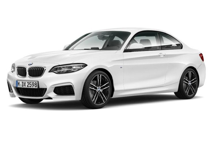BMW 2 Series 218 Coupe 2.0 d 150PS Sport 2Dr Manual [Start Stop] [Tech II] front view