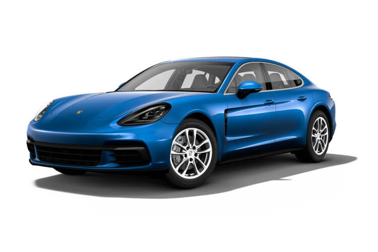 Porsche Panamera Saloon 4wd 2.9 T V6 440PS 4S 4Dr PDK [Start Stop] front view