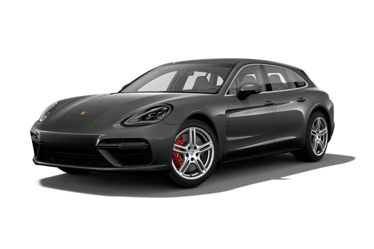 Porsche Panamera Sport Turismo 4wd 4.0 V8 PiH 17.9kWh 700PS Turbo S E-Hybrid 5Dr PDK [Start Stop] front view