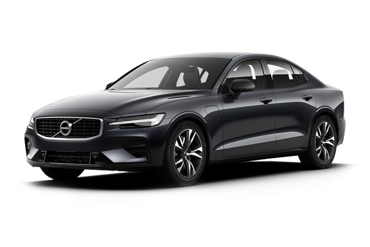 Volvo S60 Saloon 2.0 B5 MHEV 250PS R DESIGN 4Dr Auto [Start Stop] front view