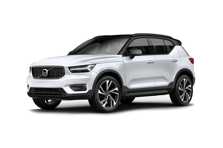 Volvo XC40 SUV AWD 2.0 T4 190PS R DESIGN 5Dr Auto [Start Stop] front view