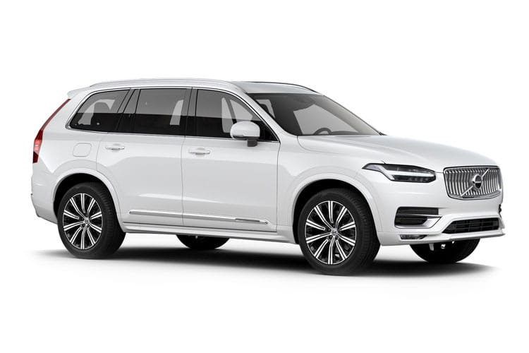 Volvo XC90 SUV 2.0 B6 MHEV 300PS R DESIGN Pro 5Dr Auto [Start Stop] front view