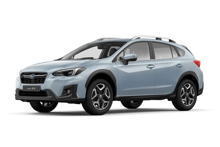 Subaru XV SUV 1.6 i 114PS SE 5Dr Lineartronic [Start Stop] front view