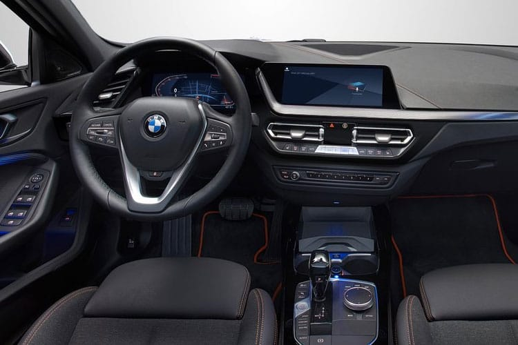 BMW 1 Series 120 Hatch 5Dr 2.0 d 190PS Sport 5Dr Auto [Start Stop] inside view