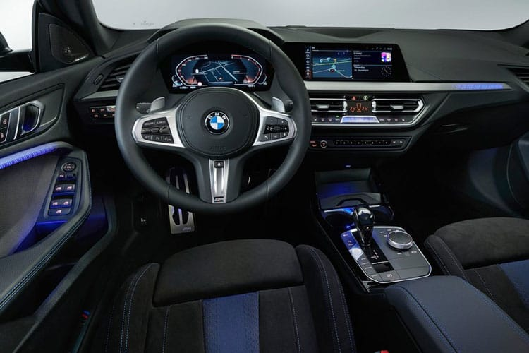 BMW 2 Series M235 xDrive Gran Coupe 2.0 i 306PS  4Dr Auto [Start Stop] [Pro] inside view