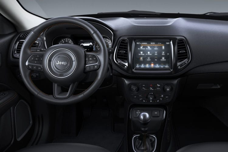 Jeep Compass SUV FWD 1.4 T MultiAirII 140PS S 5Dr Manual [Start Stop] inside view