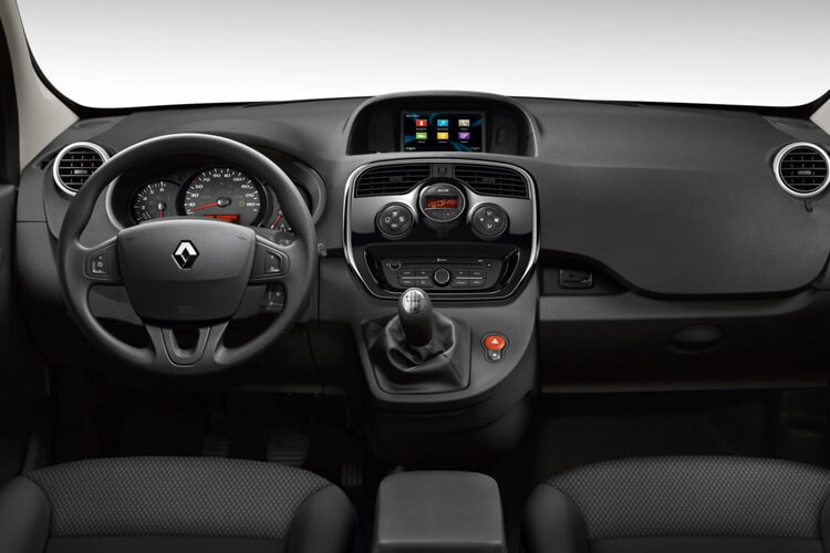 Renault Kangoo Maxi LL21 Z.E. Elec 33kWh 44KW FWD 60PS i Business+ 33 Van Auto inside view