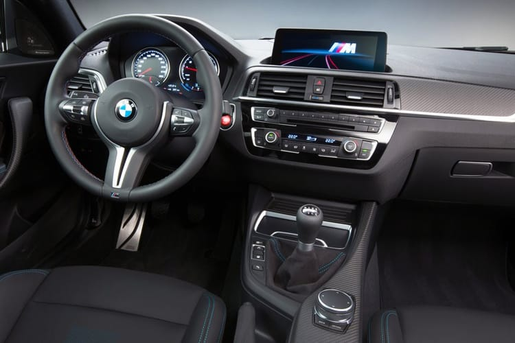 BMW 2 Series 218 Coupe 2.0 d 150PS Sport 2Dr Manual [Start Stop] [Tech II] inside view