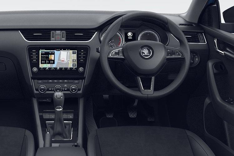 Skoda Octavia Hatch 5Dr 1.0 TSi 110PS SE First Edition 5Dr Manual [Start Stop] inside view
