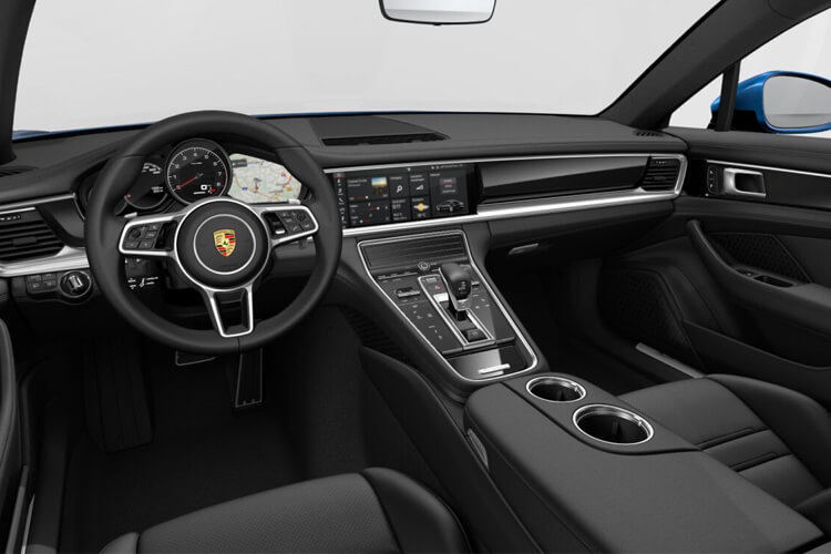 Porsche Panamera Saloon 4wd 2.9 T V6 440PS 4S 4Dr PDK [Start Stop] inside view