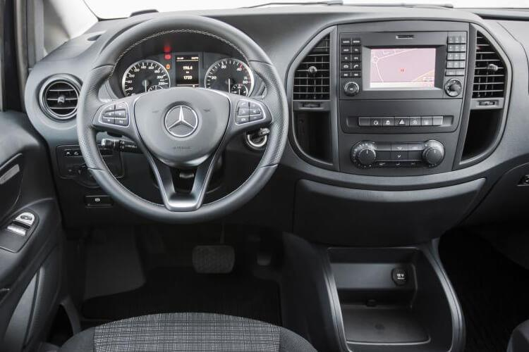 Mercedes-Benz Vito 114 L3 RWD 2.1 CDi RWD 136PS Pure Crew Van Manual [Start Stop] inside view