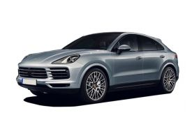 Porsche Cayenne Coupe car leasing
