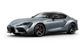 Toyota GR Supra Coupe car leasing