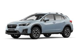 Subaru XV SUV car leasing